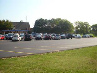 Glen Hills Middle School Asphalt Parking Lot