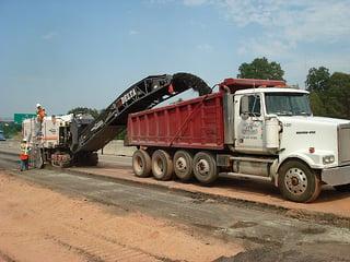 asphalt-milling