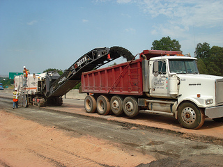 3 Asphalt Processes to Know: Milling, Pulverizing and Stabilization