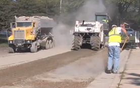 Soil Stabilization and Asphalt Rebasing
