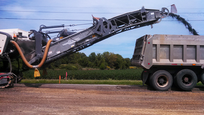 Asphalt Paving Processes and Solutions by Wolf Paving in Oconomowoc, WI