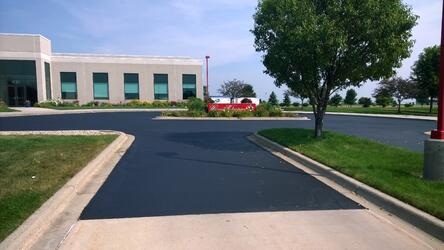 asphalt pavement versus concrete