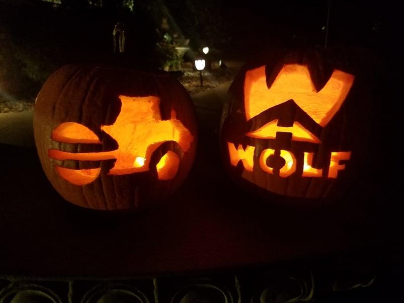 Free Asphalt Paving Halloween Pumpkin Carving Templates