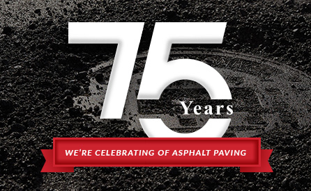 WolfPaving75 Asphalt Paving Contractor Charity Giving Initiative