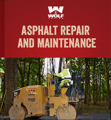 Asphalt Repair & Maintenance ebook